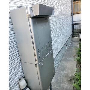 ノーリツ給湯器GT-C2462SAWX BLへ愛知県名古屋市南区の交換